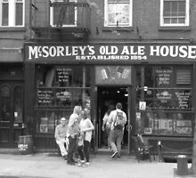 East Village Tavern by Chris Moll