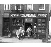 East Village Tavern Photographic Print