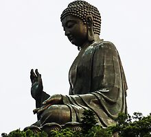 Buddha Statue by lockstockbarrel