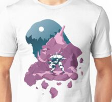 Stroll In The Moonlight Unisex T-Shirt