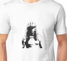 man in cap Unisex T-Shirt