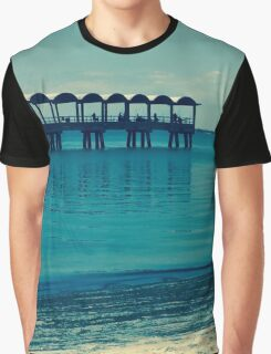 The Hollow Pier  Graphic T-Shirt
