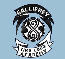 Gallifrey academy Womens Fitted T-Shirt