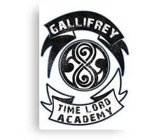 Gallifrey academy Canvas Print