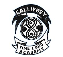 Gallifrey academy Photographic Print