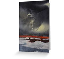 Storm Greeting Card