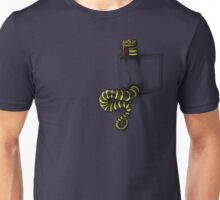 Pocket snake Unisex T-Shirt