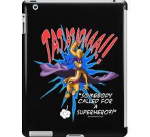 Gililimus : Superhero! iPad Case/Skin