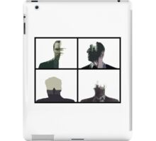 True detective opening composition iPad Case/Skin