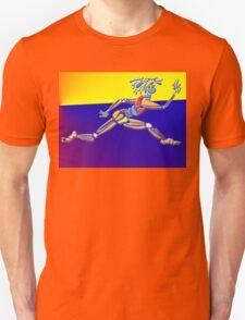 Dance Warrior IV Le Leep Unisex T-Shirt