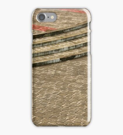 Paved Plaza iPhone Case/Skin