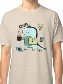 Communication Dinosaurs.  Classic T-Shirt