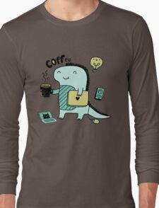 Communication Dinosaurs.  Long Sleeve T-Shirt