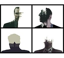 True detective opening composition Photographic Print