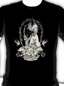 Bigfoot's Big Day : Groomsmen's Edition T-Shirt