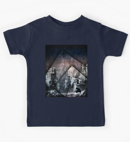 Haunting Fallen City Kids Tee