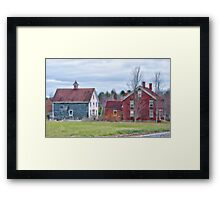 Living Country Framed Print