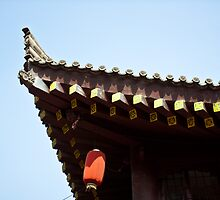 chinese traditional roof by lockstockbarrel