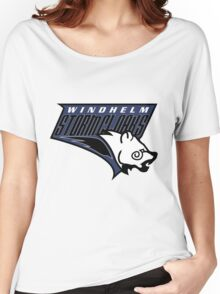 Windhelm Stormcloaks Basketball Logo Women's Relaxed Fit T-Shirt
