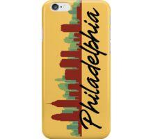 Philadelphia Pennsylvania Skyline iPhone Case/Skin
