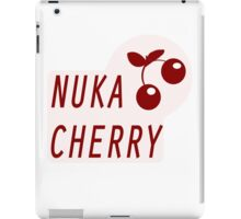 Nuka Cola Cherry Label iPad Case/Skin