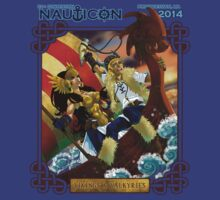 Nauticon 2014 - VIKINGS & VALKYRIES [with DATE & LOCATION] by Nauticon-Store