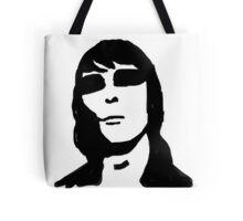 Ian Brown silhouette  Tote Bag