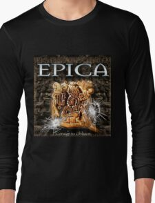 EPICA -CONSIGN TO OBLIVION- Long Sleeve T-Shirt