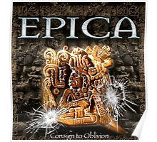 EPICA -CONSIGN TO OBLIVION- Poster