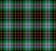 Clan Brodie Hunting Tartan by thecelticflame