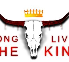 """Long Live The King"" - Mad King Ryan T-shirt by Animosa"