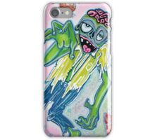 My Pet Zombie 3 - Fish Bait iPhone Case/Skin