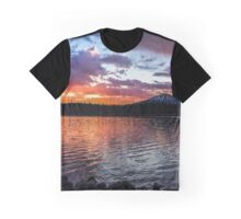 Elk Lake 6 Graphic T-Shirt
