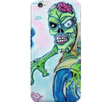 My Pet Zombie 2 - Here Kitty Kitty iPhone Case/Skin