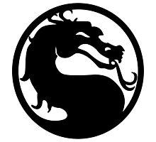 Mortal Kombat Photographic Print