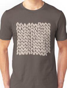 Half Knit Ombre Nat Unisex T-Shirt
