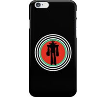 Shogun Warriors - Raydeen iPhone Case/Skin
