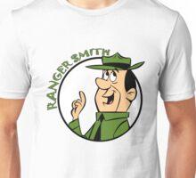 Ranger Smith Yogi Bear Unisex T-Shirt