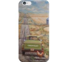 Two For the Road iPhone Case/Skin