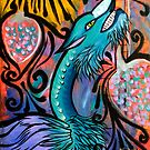 Abstract Dragon by trossi