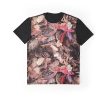 The Odd One Out, Fallen Leaves Graphic T-Shirt