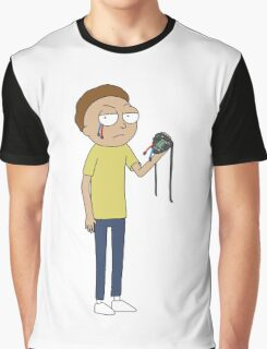 Rick and Morty - Evil Morty Graphic T-Shirt