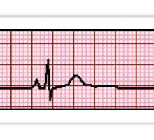 Original EKG Sticker