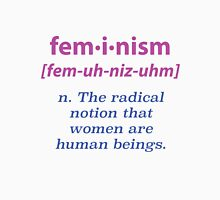 """""""What is Feminism?"""" Apparel Unisex T-Shirt"""