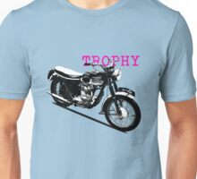 The Vintage Trophy Motorcycle Unisex T-Shirt