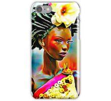 SALIHAH FAIZA:AFRICAN FASHION WEEK iPhone Case/Skin