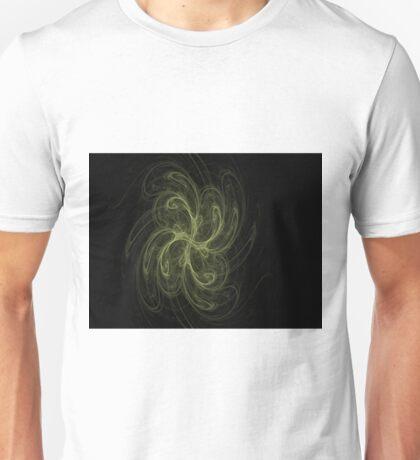 Pinwheel..CGI fractal flame Unisex T-Shirt