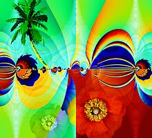 Tropical moods by walstraasart