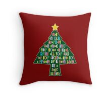 Creepy Christmas Wish - Cushion Throw Pillow