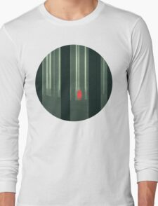these woods (colour) Long Sleeve T-Shirt
